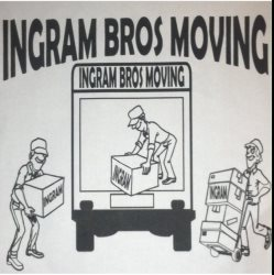 Ingram Bros Moving Logo