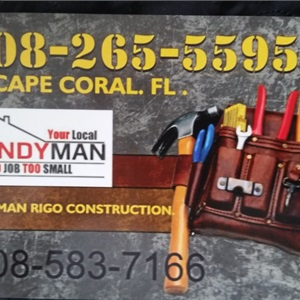 Handyman Rigo Construction Cover Photo