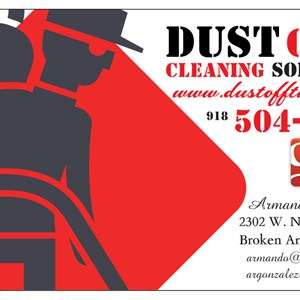 Dustoff Cleaning Solutions Logo