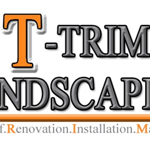 T-trim Landscaping Cover Photo