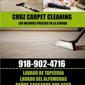 Cruz Carpet Cleaning LLC Logo