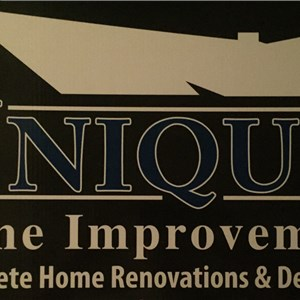 Unique Home Improvements Logo