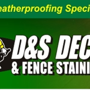 D & S Deck & Fence Staining Cover Photo
