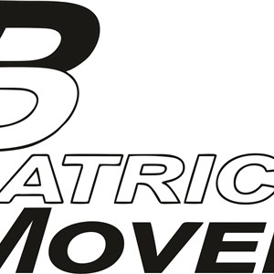 B Patrick Movers Logo