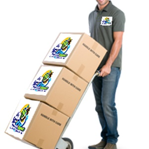 J Coast Movers Inc Logo