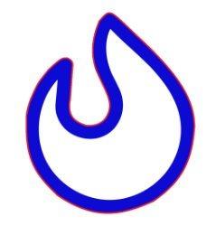 Fire And Ice Hvac Logo
