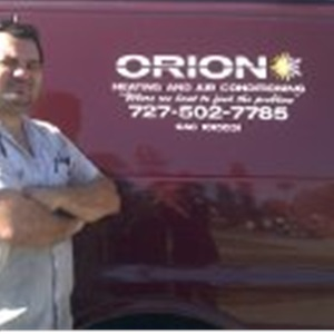 Orion Heating & Air LLC Logo