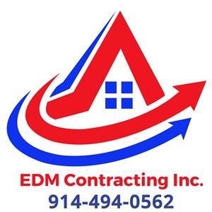 Edm Contracting Logo