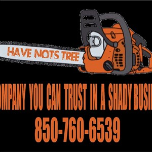 Have Nots Tree Service Logo