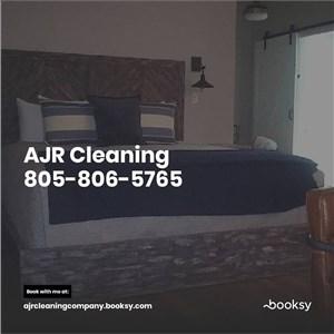 AJR Cleaning  & Handyman Service Logo