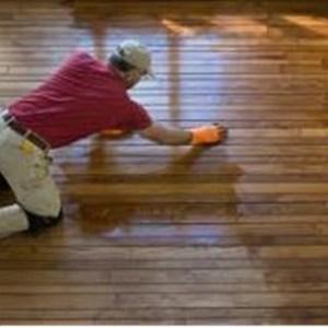 Hebekeuser Hardwood Floors Logo