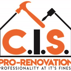 Contact C.i.s Pro-renovation Logo