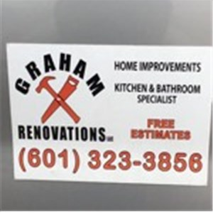 Grahams Renovation And Home Improvement  Logo
