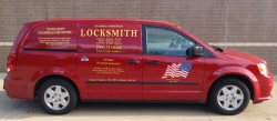 B and B Locksmith Logo