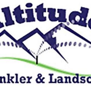 Altitude Sprinkler & Landscaping Logo