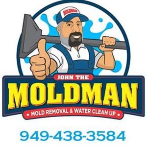 John The MoldMan Logo