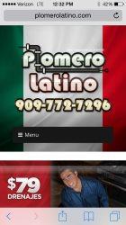 Plomero Latino Logo