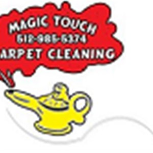 Magic Touch Carpet Cleaning Logo