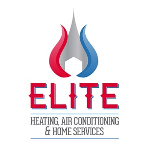 Elite Heating and Air LLC Logo