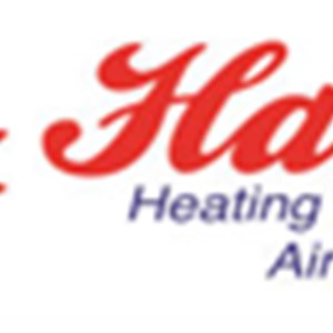 Harvey Heating & Air Conditioning Logo