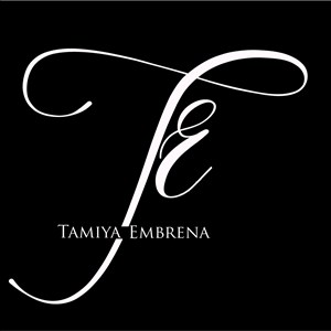 Interiors by Tamiya Embrena Logo