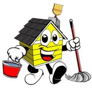 Tracys Cleaning  Logo