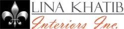 Lina Khatib Interiors Inc Logo