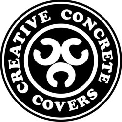 Creative Concrete Covers Logo
