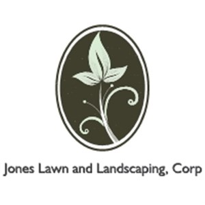 Jones Lawn and Landscaping, Corp Logo