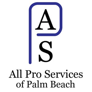 All Pro Services of Palm Beach, LLC Logo