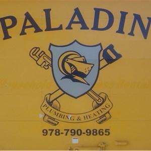 Paladin Plumbing & Heating Logo
