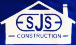 SJS Construction Logo