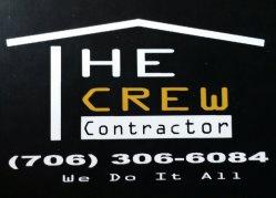 The Crew Contractor Inc. Logo