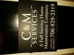 C & M Services Logo