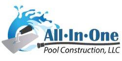 All in One Pool Construction, LLC Logo