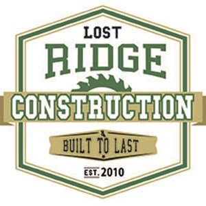 Lost Ridge Construction, LLC Logo