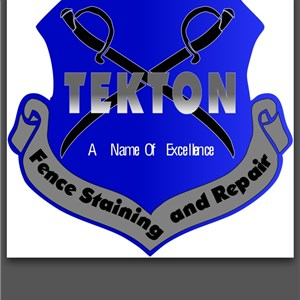 Tekton Fence And Stain Logo