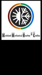 Mainland Mechanical Heating and Cooling Logo