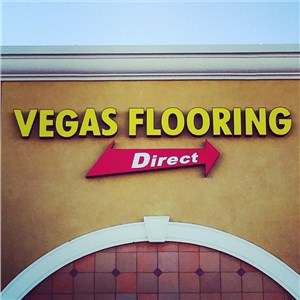 Vegas Flooring Direct Logo