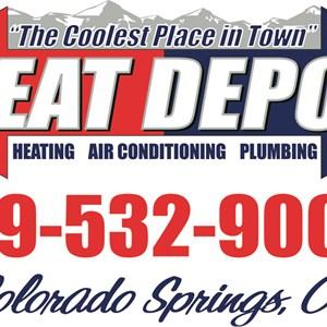 Heat Depot, The Logo