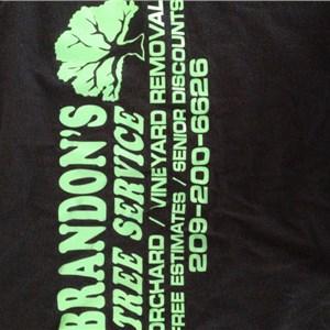 Brandons Tree Service Logo