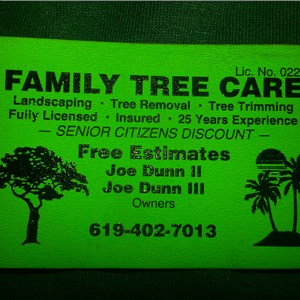 Family Tree Care Cover Photo