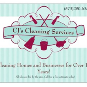 Cjs Cleaning Co. Cover Photo