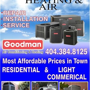 Freeman Heating and Air Logo