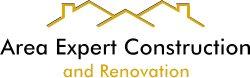Area Expert Construction and Renovation Logo