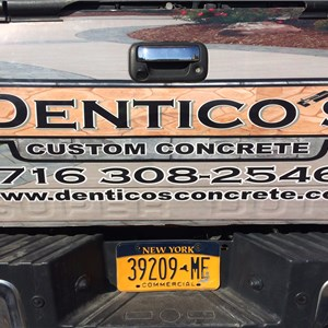 Denticos Custom Concrete, Inc. Cover Photo