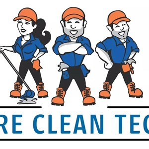 Pure Clean Techs Logo