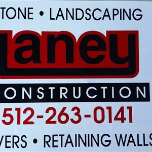 Laney Land Care Logo
