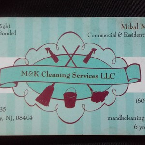 M & K Cleaning Services LLC Cover Photo