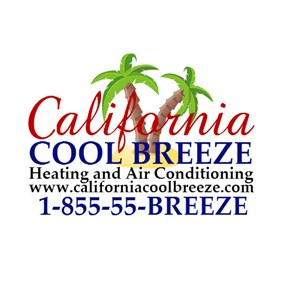 California Cool Breeze Logo